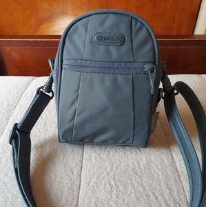 Pacsafe Metrosafe 100 gii Hip and Shoulder Bag